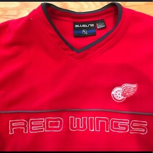 Other - Detroit Red Wings Blue Line NHL Sweatshirt